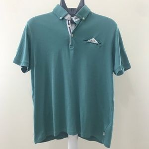 Ted Baker London Rayvin Jersey Polo